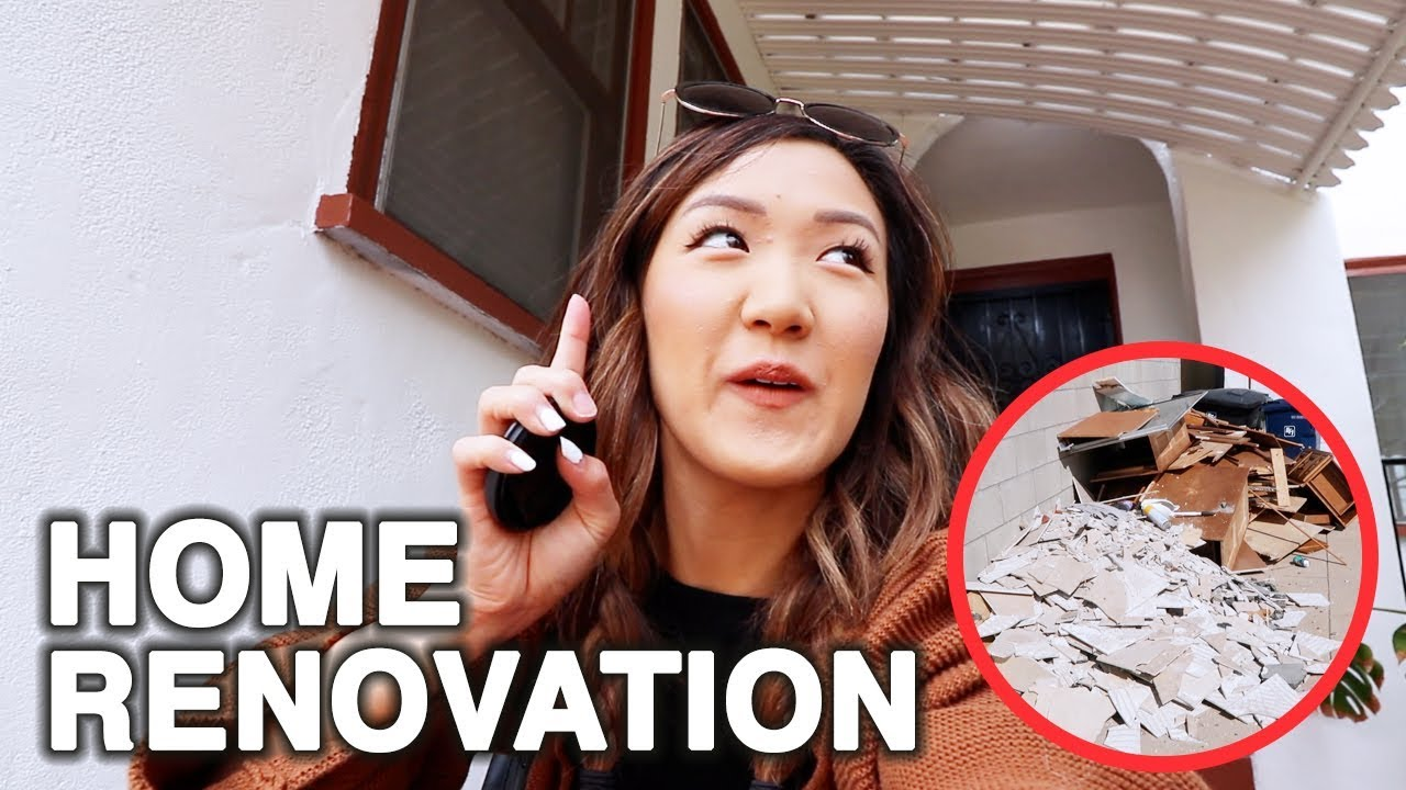 home-renovation-has-started-wahlietv-ep522