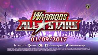 Warriors All Stars - New trailer thumbnail