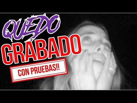 HAY UN ESPIRITU EN MI CASA 😭- 24 HORAS EN UN CEMENTERIO PARTE 2 (CON PRUEBAS AL FINAL) | Mariale