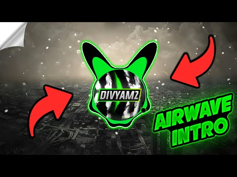 HOW TO MAKE COOL AIRWAVE INTRO ON ANDROID (AVEE PLAYER)