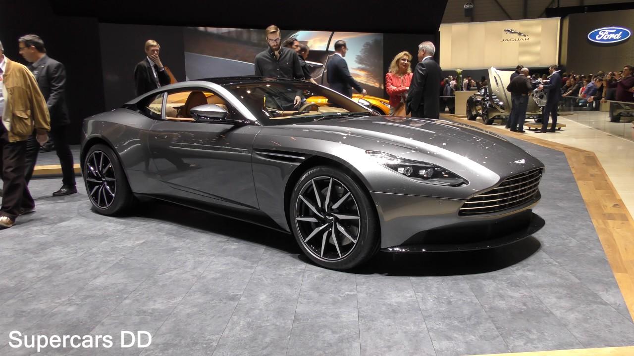 Aston Martin Db11 In Gray Supercars Dd Youtube