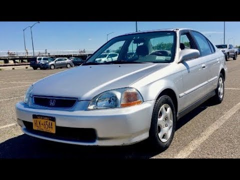 20 year old Honda Civic EX (How Cool Is it?)