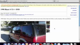 Craigslist Des Moines Iowa Used Cars and Trucks - For Sale by Owner Cheap Options Available