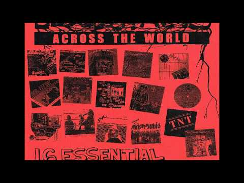 Various Artists - Bloodstains Across The World