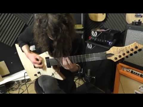 Eight Minutes Of Insane Shred - The Chapman Ghost Fret