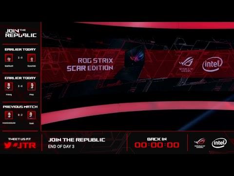 Team Friberg vs. Team Pimp [Bo3] - ROG Join the Republic Community Challenge Finals