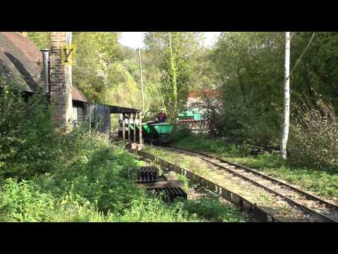 Amberley Chalk Pits Industrial Railways Part 2.mp4