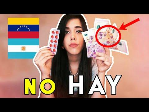 Diferencias entre ARGENTINA y VENEZUELA | La DIFICIL REALIDAD