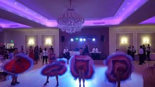 Dansatoare Profesioniste Dans Cabaret Evenimente si Nunta  - Dans Can Can 2017 Macrea Events