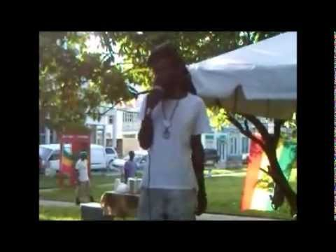 """AFRICAN LIBERATION DAY IN ST. KITTS        """"CFI"""" LIVE -TV #3"""