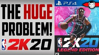 NBA 2K20 Has a BIG PROBLEM - Why You Should Wait To Pre-Order