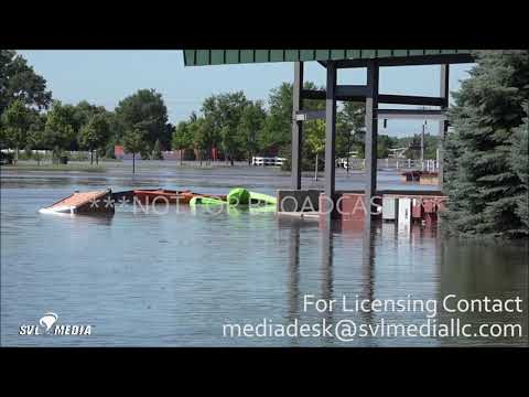 Kearney NE Major Flooding 7-9-19