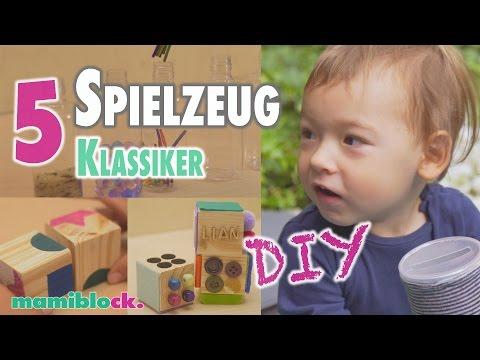 5 Klassische Spielzeuge Selber Machen   DIY   Mamiblock - Der Mami Blog