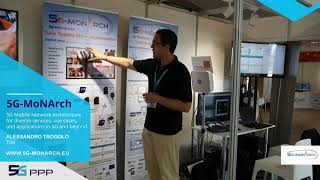 5G PPP 5G MoNArch EuCNC 2019 Project Demo