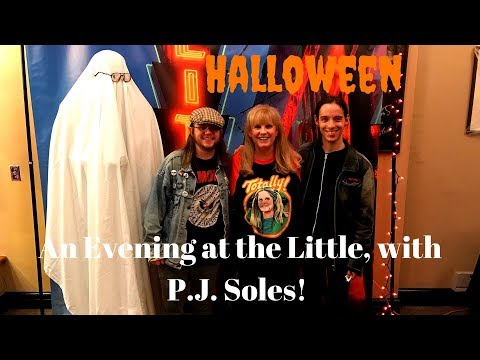 Halloween screening with P.J. Soles  An Evening at The Little