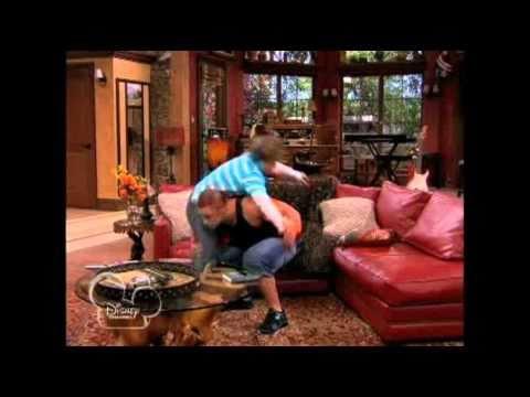 John Cena™ vs Jackson Stewart™ on Hannah Montana