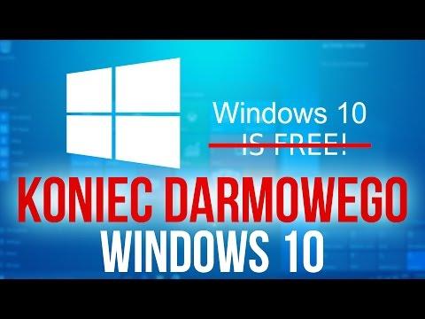 Koniec DARMOWEGO Windows 10! Czy Microsoft nas SZPIEGUJE?