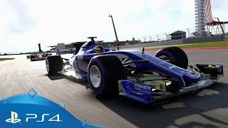 F1 2017 | Born To... Make History | PS4