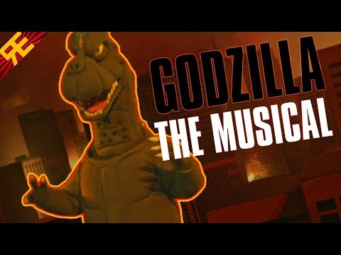 GODZILLA: A Musical Massacre A Movie Parody Song