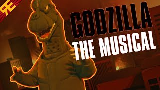 GODZILLA: The Musical Massacre (A Movie Parody Song)