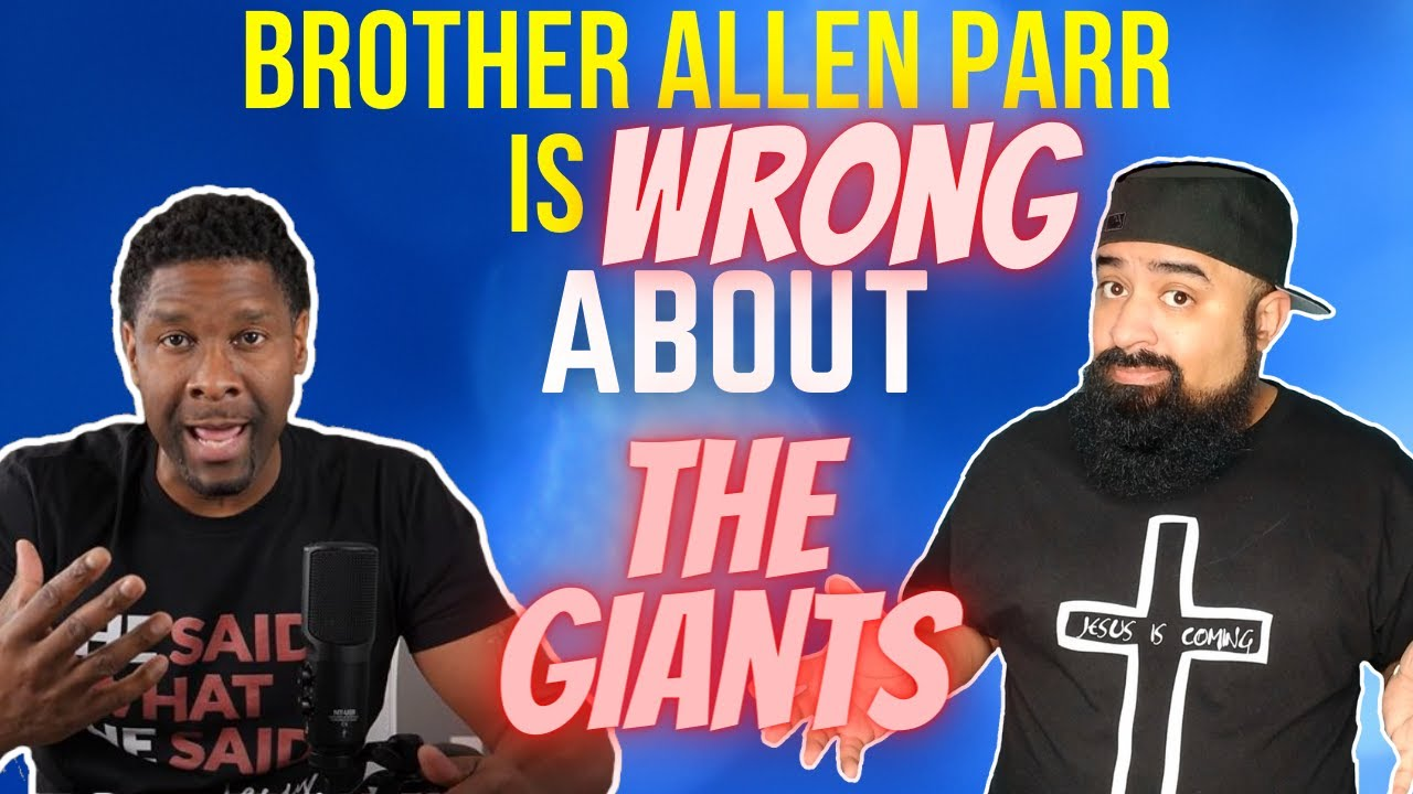 Allen Parr The Beat Is Wrong About Angels - Proof Angels Fathered A Race Of Giants Part 2