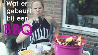 WAT ER GEBEURT BIJ EEN BBQ | Ikvrouwvanjou.nl