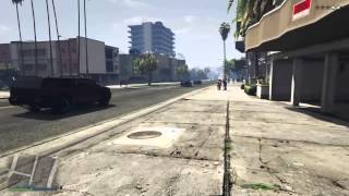 GTA5 First Person RAMPAGE!