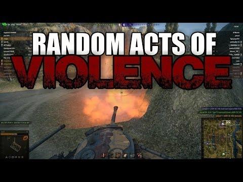 World of Tanks - Random Acts of Violence 8