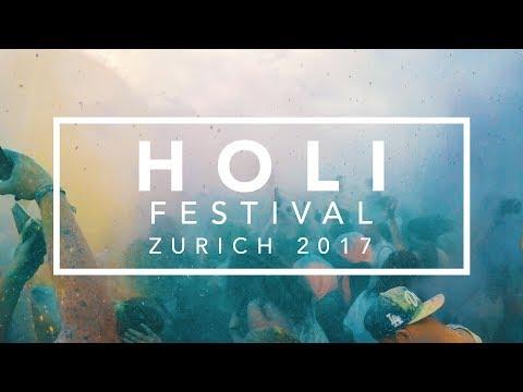 HOLI FESTIVAL | Zurich 2017 GoPro