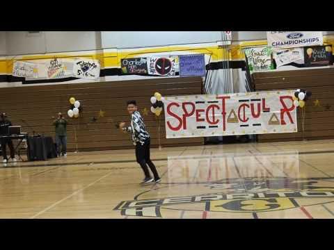 Cerritos DDT Spectacular 2017 , Joseph Kim