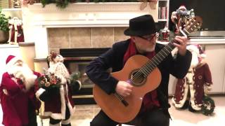 What Child is This -  Michael Lucarelli, classical guitar