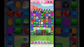 Level 1689 Candy Crush Saga