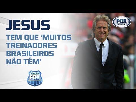 Mano aponta o que Jorge Jesus tem que 'muitos treinadores brasileiros não têm'