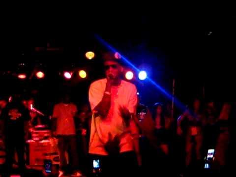 Fabolous - Keepin' It Gangsta (LIVE) August 23, 2009 Allentown, PA