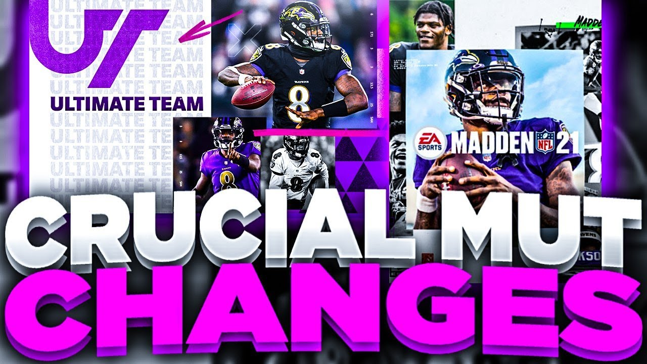 5 FEATURES EA MUST ADD TO MADDEN 21 ULTIMATE TEAM!! | MADDEN 21 WISH LIST!!