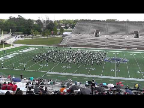 Huntsville High School Band 2012