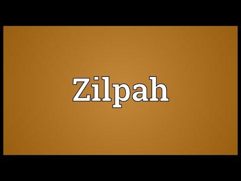 Header of Zilpah
