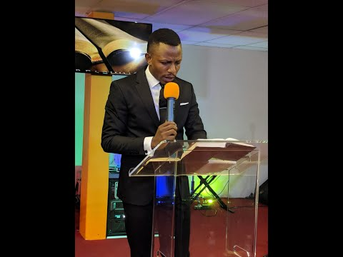 YSA Ranburg - Sunday Service - 22 march 2020 - Pastor Lucien. K