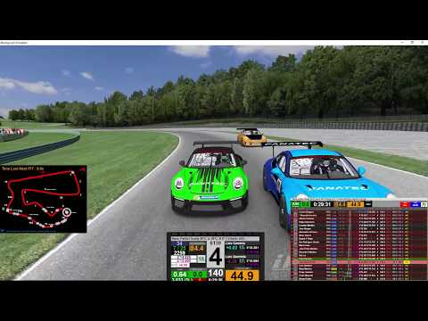 iRacing:SRP Championship Porsche 911 S1 Cup(991)Main@Road America - Full Course📵📵🔞🔞🔜🇵🇹