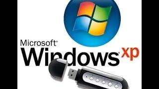 شرح حرق نسخة ويندوز XP على فلاشة يو اس بي  Win XP Setup From USB