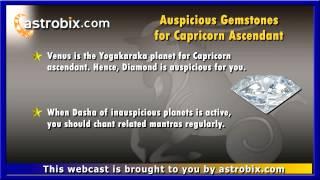 Capricorn Ascendant - Characteristics of Capricorn Sign