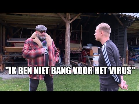 Zo Overleeft Captain Henk Kuipers Corona
