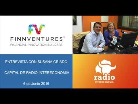 Entrevista presentación FINN VENTURES en Intereconomia