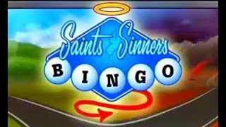Saints & Sinners Bingo ~ Windows PC