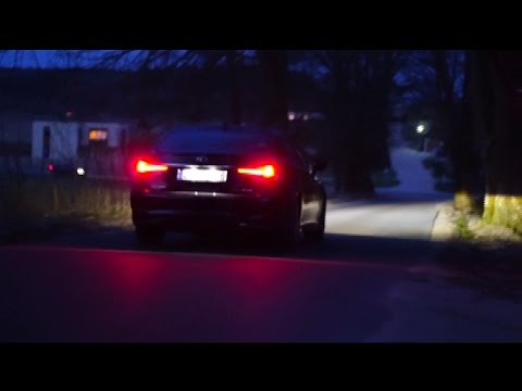 Lexus GS 450h 2017 Тест Драйв