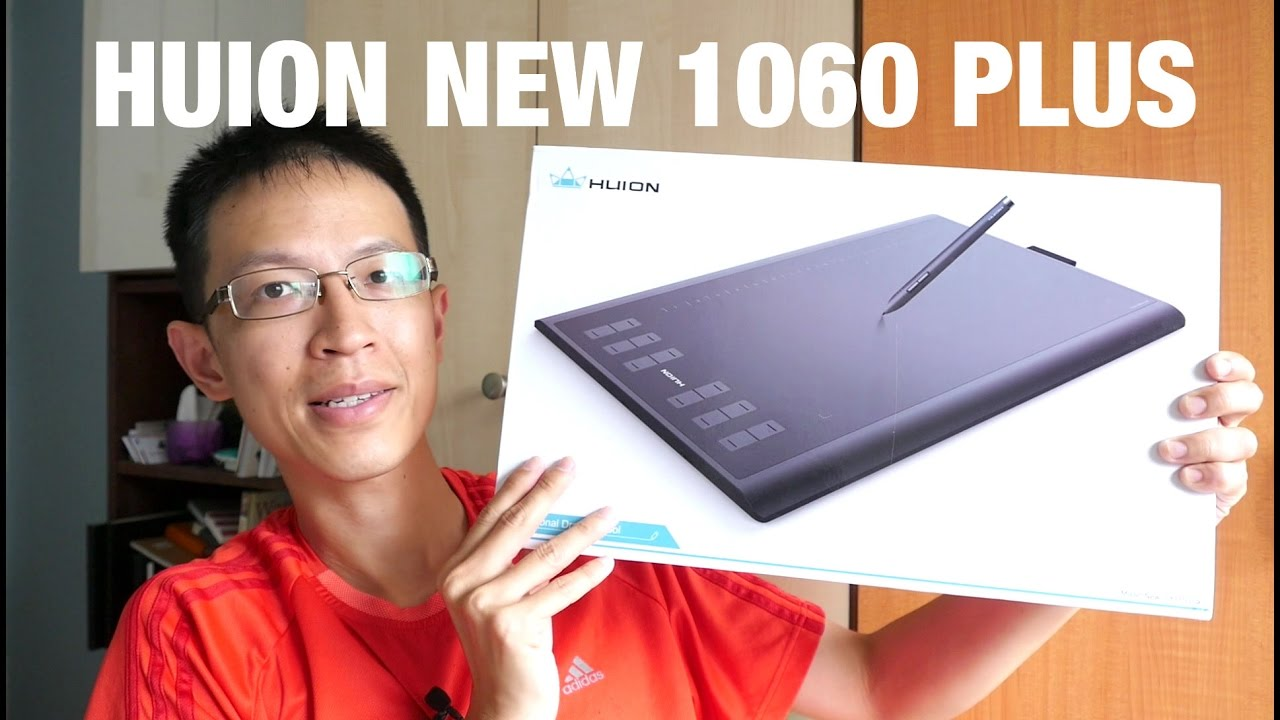 Compare Huion 1060 Plus vs Wacom Intuos Art side by side in 2019