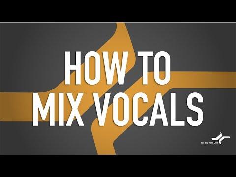 How To Mix Vocals Professionally in PreSonus Studio One 3!