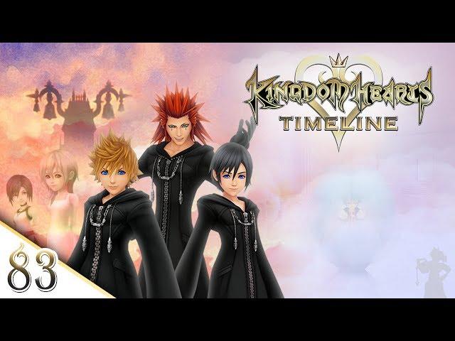 KINGDOM HEARTS TIMELINE - Episode 83: Anomaly