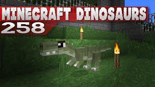 Minecraft Dinosaurs! || 258 || Allosaurus Enclosure