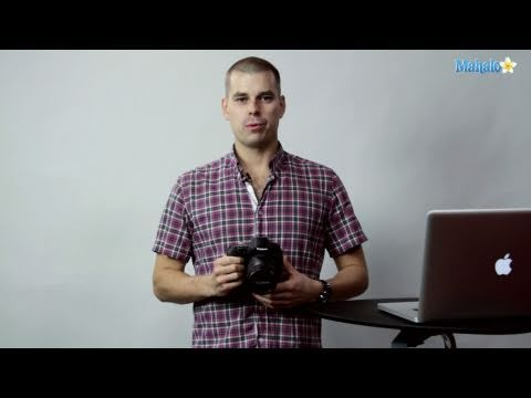 How to install a Compact Flash Memory Card in a Canon 7D DSLR